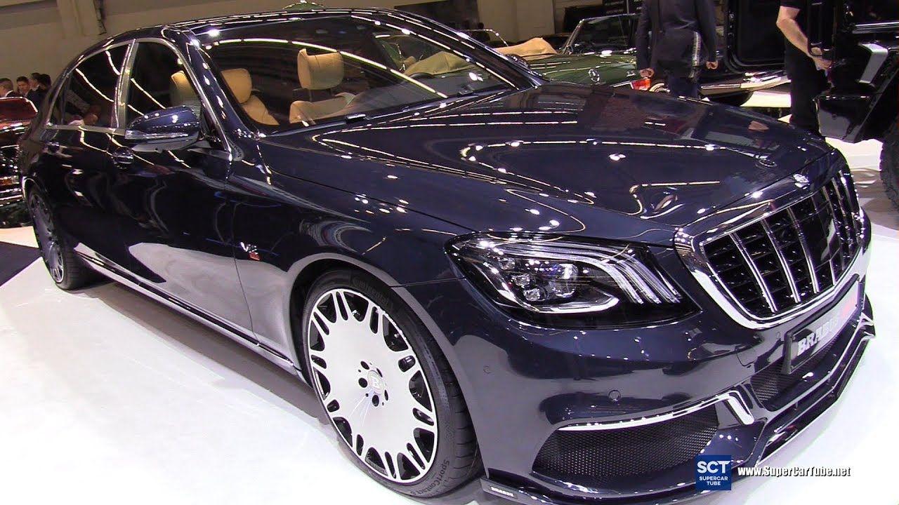 2020 Brabus 900 Mercedes Maybach S 650 Exterior Interior