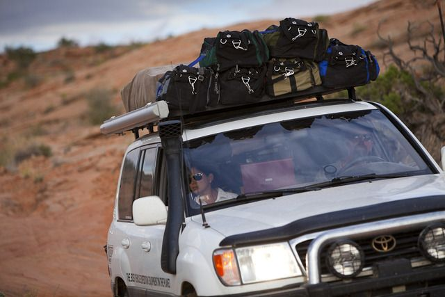 100 Series W Roof Rack Rt Awning Toyota Land Cruiser 100 Land Cruiser Overlanding