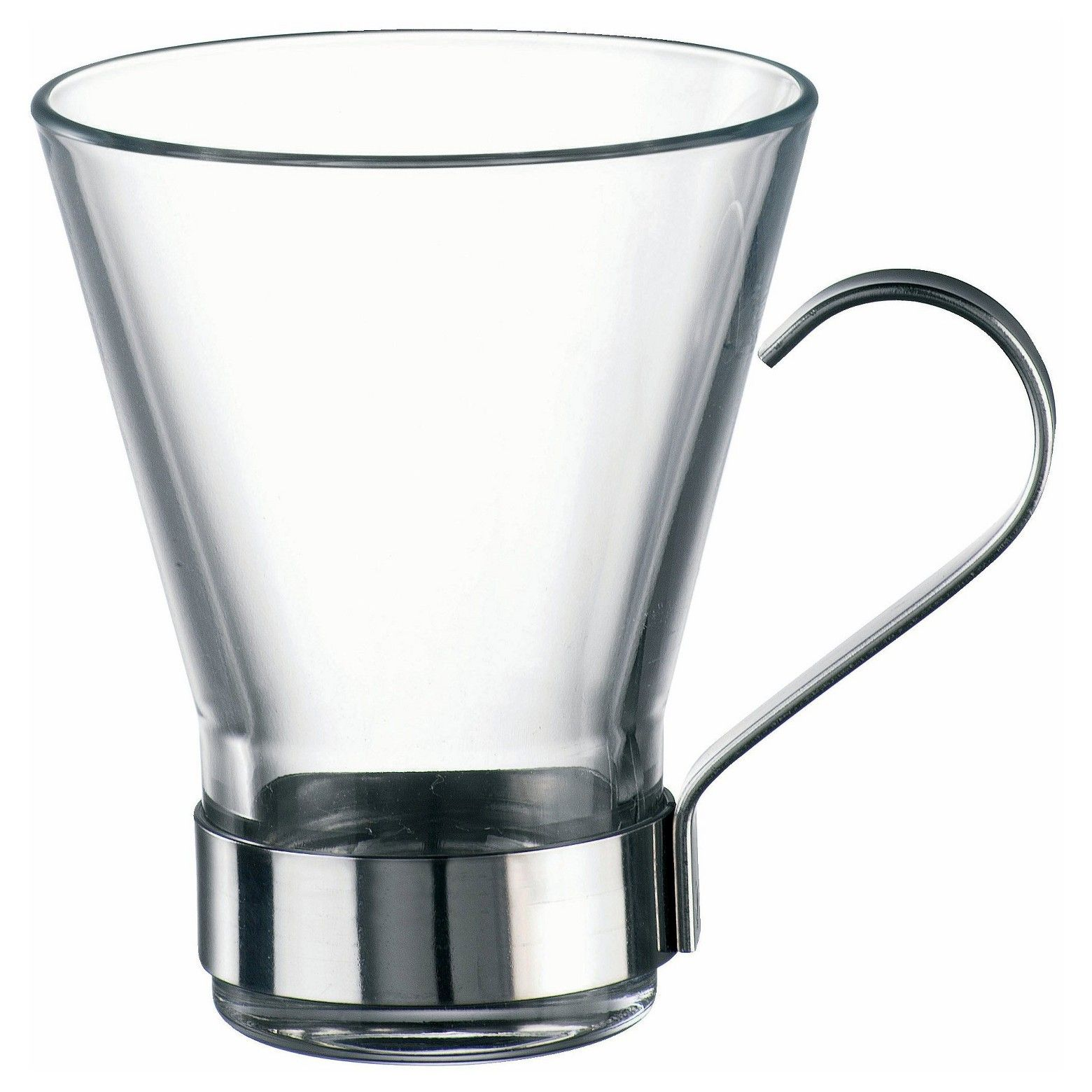 Made Of Durable Tempered Glass The Ypsilon Coffee Cup Is Perfect