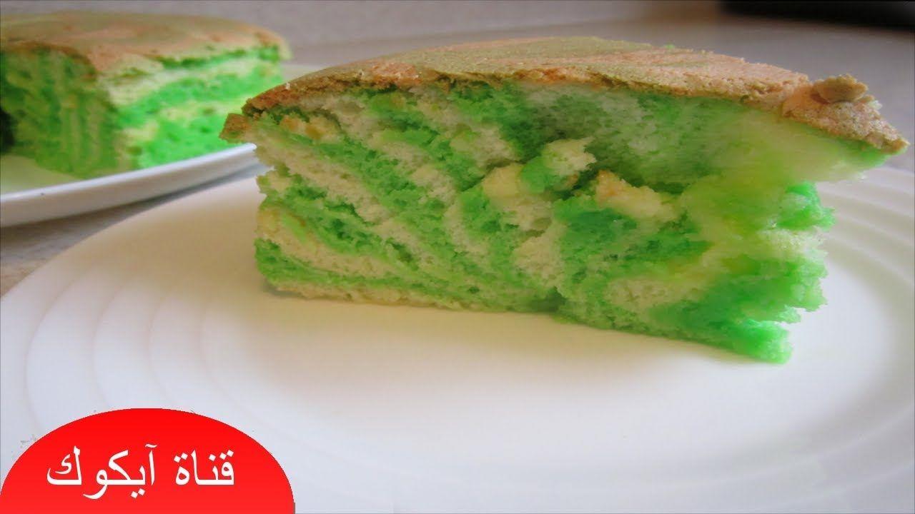 الكيكة الاسفنجية المزخرفة خفيفة سهلة التحضير راائعة منظر ومذاق Food Breakfast Avocado Toast