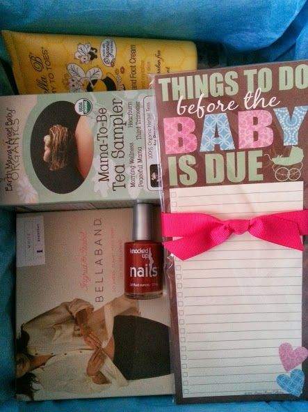 Bumpbundle Gift Boxes For Mom To Be By Trimester For