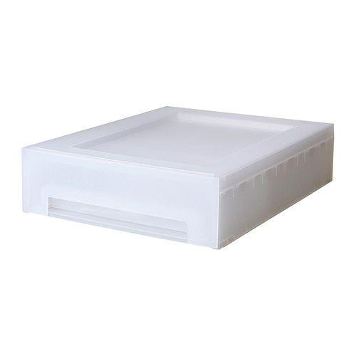 Ikea Us Furniture And Home Furnishings Ikea White Storage Box Desk Organization
