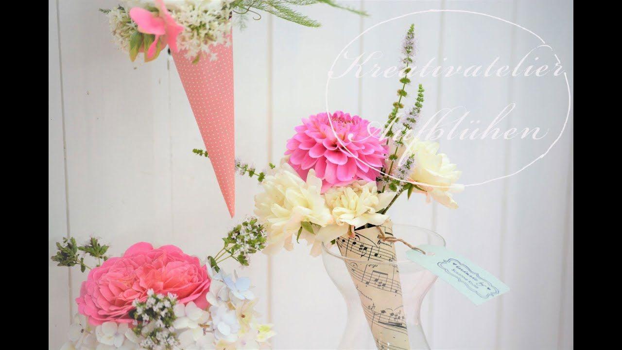 Dekoideen Mit Rosen 10 Mitbringsel Und Tischdeko Schnelle Und Kosten Pinke Blumen Bodendeckerrosen Tischdeko