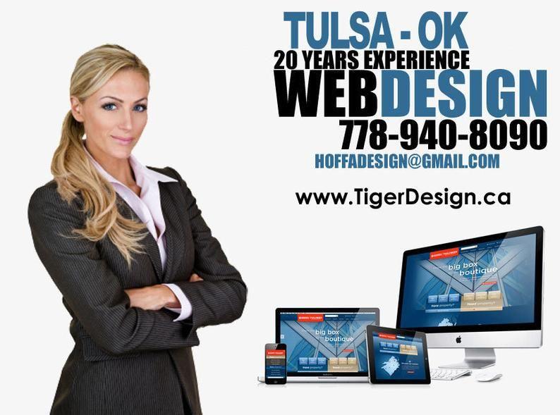 Tulsa OK Website Design Services in 2020 Business