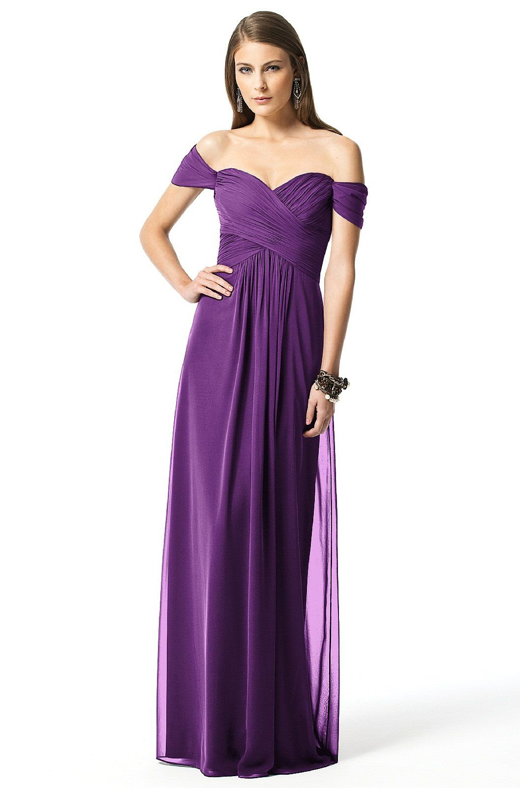 Dessy 2844 Bridesmaid Dress | Weddington Way | Brittany wedding ...
