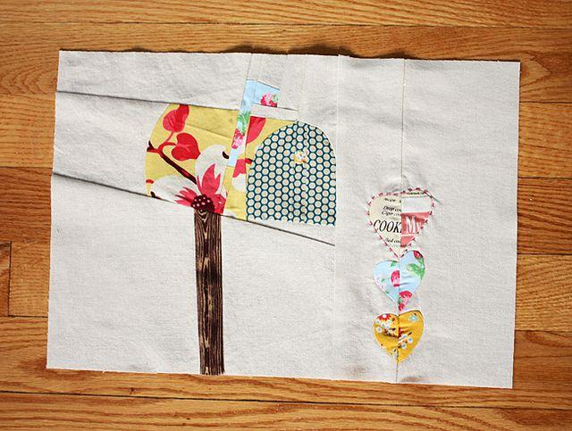 mailblock3 | Paper Piecing patterns | Pinterest | Alegria, Apliques ...