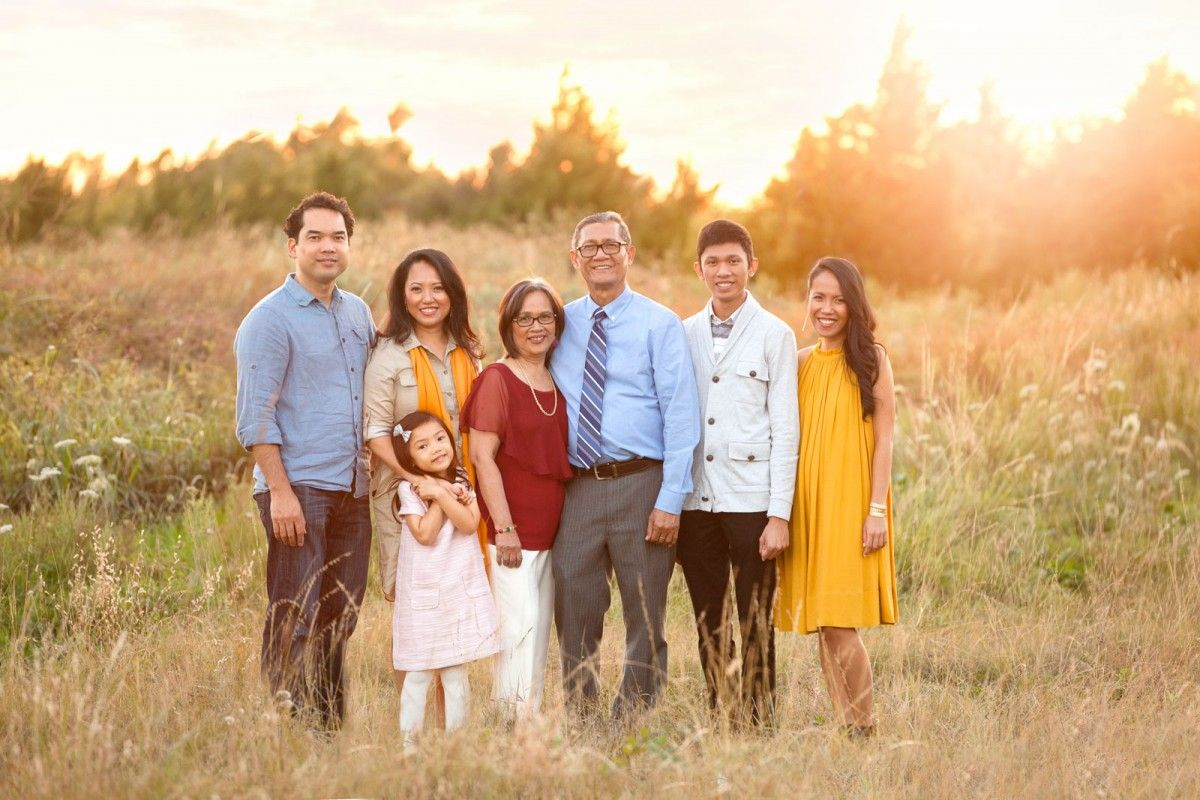 How to take great extended family photos #extendedfamilyphotography