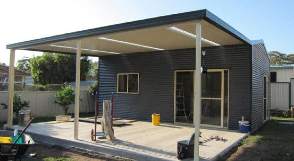 Great Image Result For Metal Shed Conversion