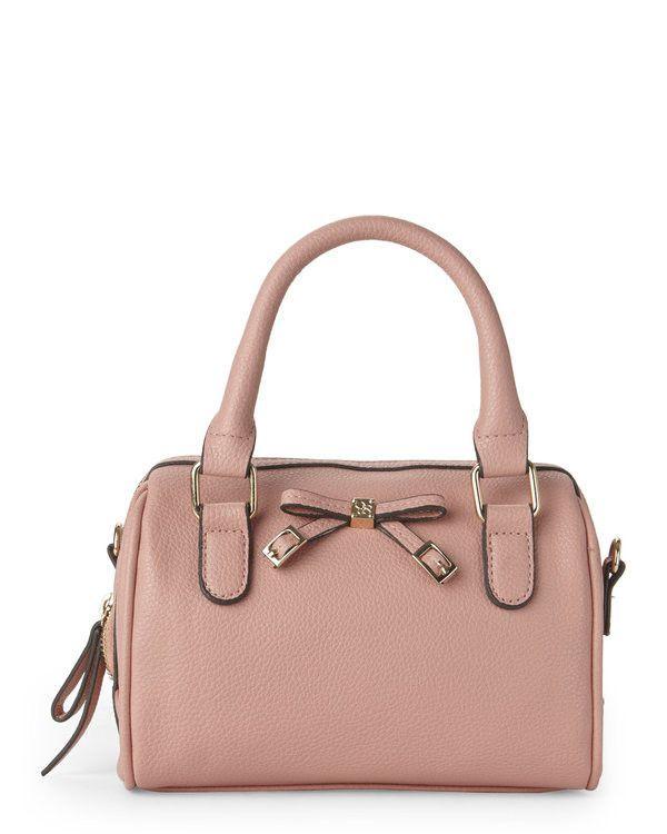 JESSICA SIMPSON Riley Mini Satchel Handbag