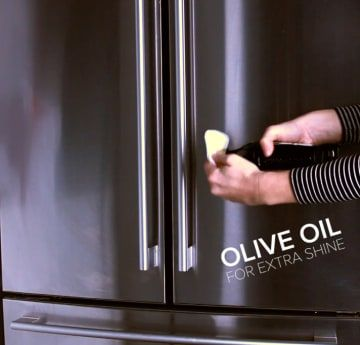 This Two Ingredient Cleaner Will Make Stainless Steel Look