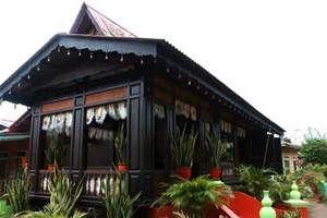 Reka Bentuk Rumah Kampung Moden