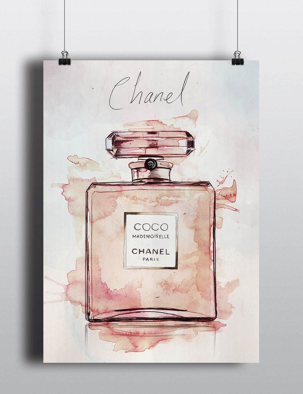 Pin By Betsy Wahlsten On Home Decor Coco Mademoiselle Chanel Perfume Mademoiselle Chanel Perfume