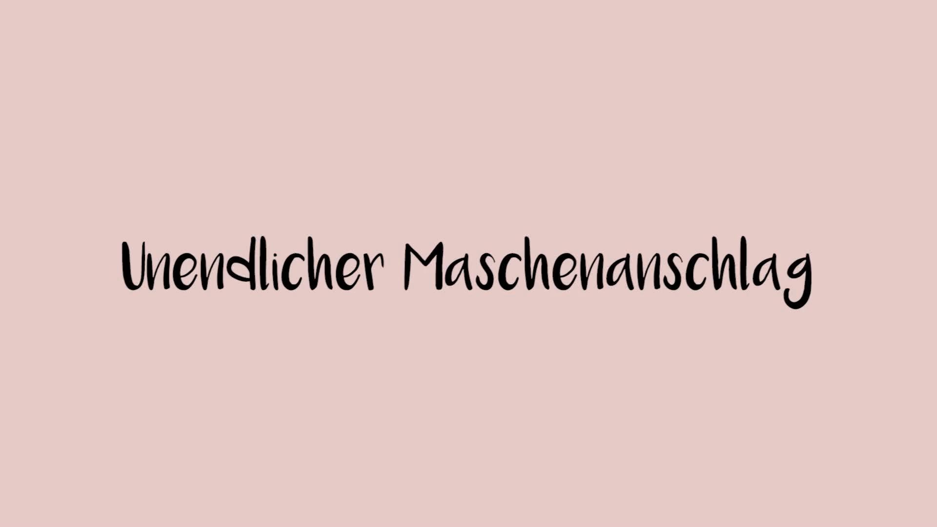 Photo of Unendlicher Stich