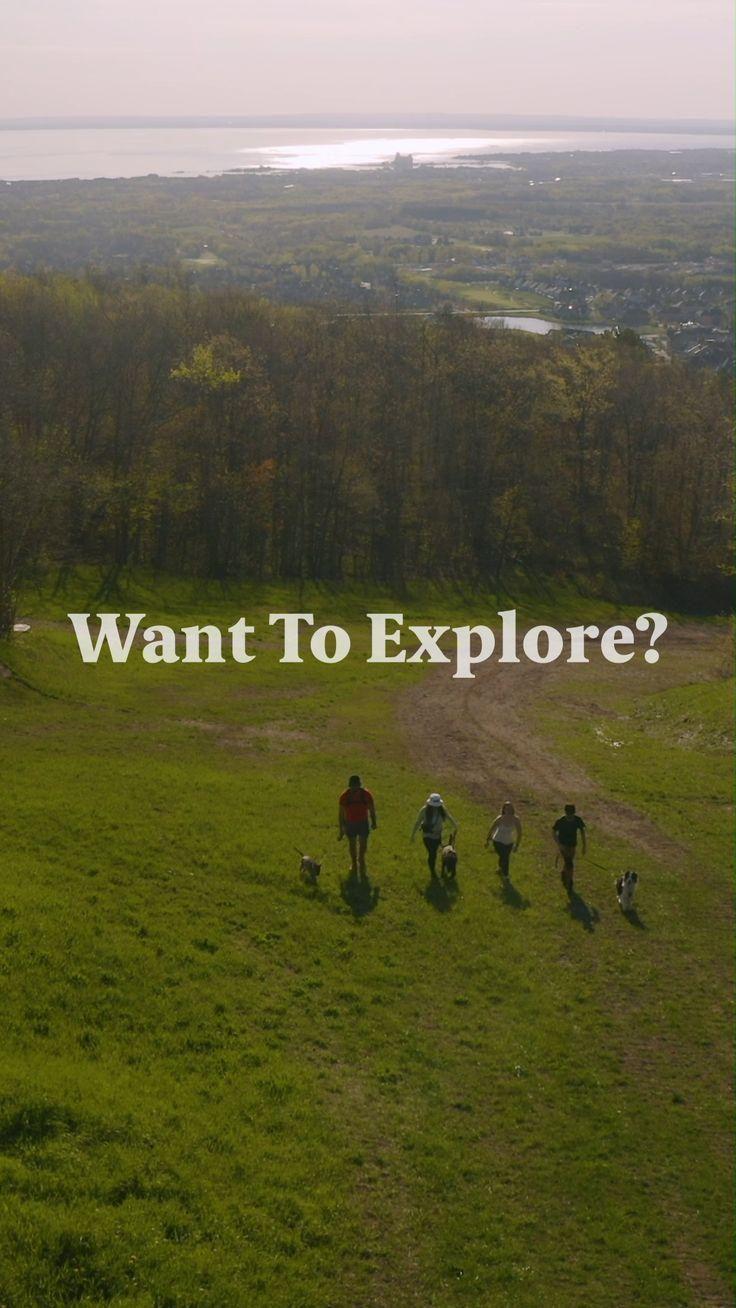 Explore Blue Mountain Resort