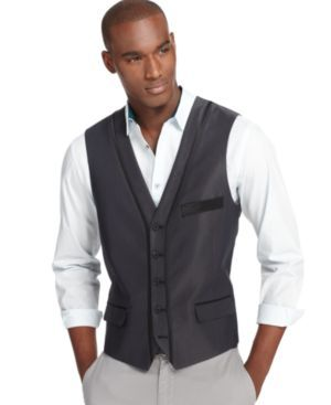INC International Concepts Vest, Hess Vest