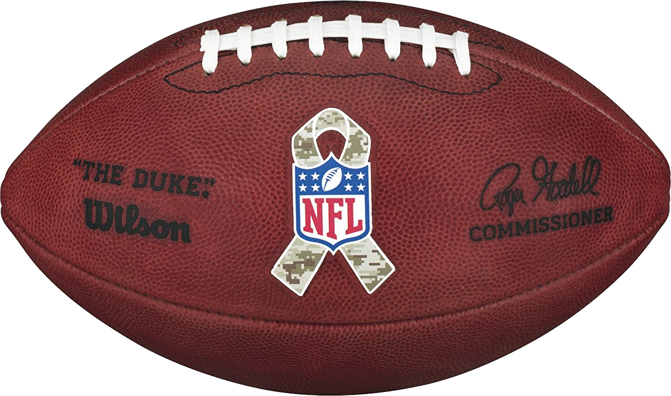 American Football Ball Png Image Salute To Service Official Nfl Football Football Officials