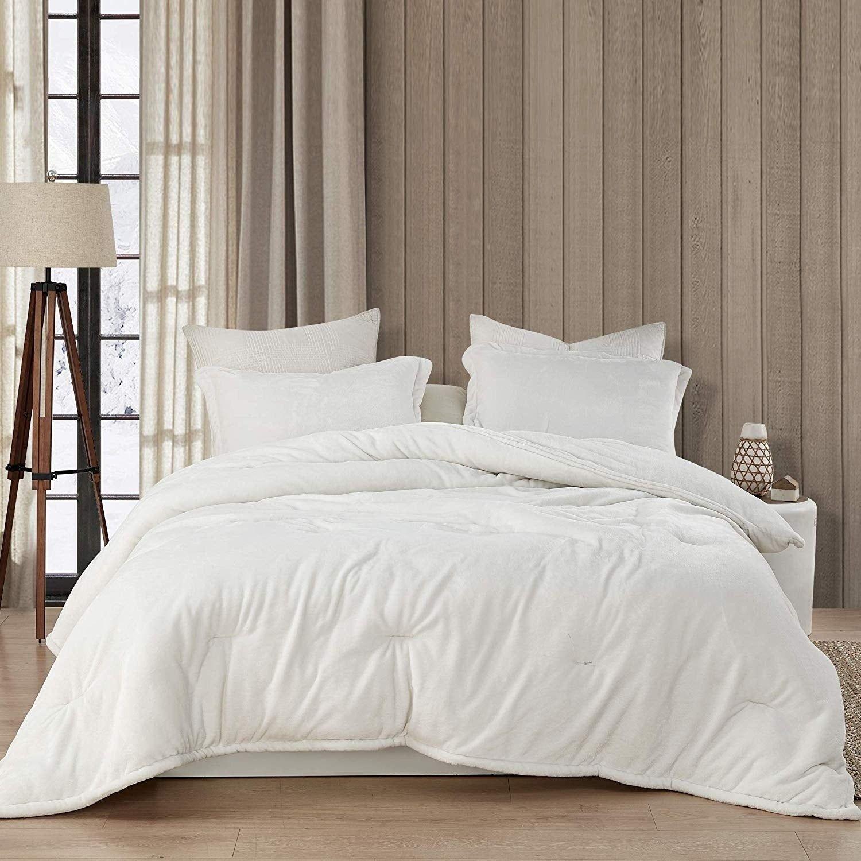 Coma Inducer Oversized Oversized Comforter Wait Oh What Farmhouse White Oversized King Comforter King Comforter Comforter Sets