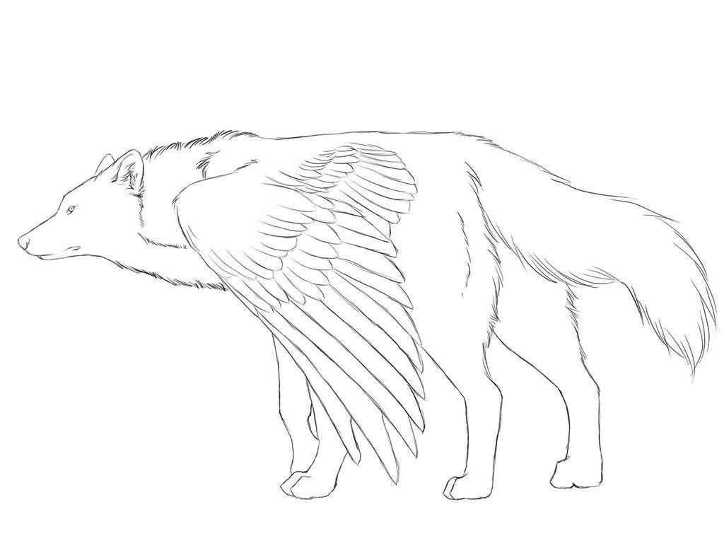 желаете усилить картинки крылатого волка и как нарисовать знать ответ этот