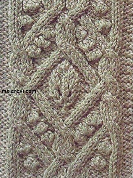 Rayons de motifs celtiques | Points tricot et crochet | Pinterest ...