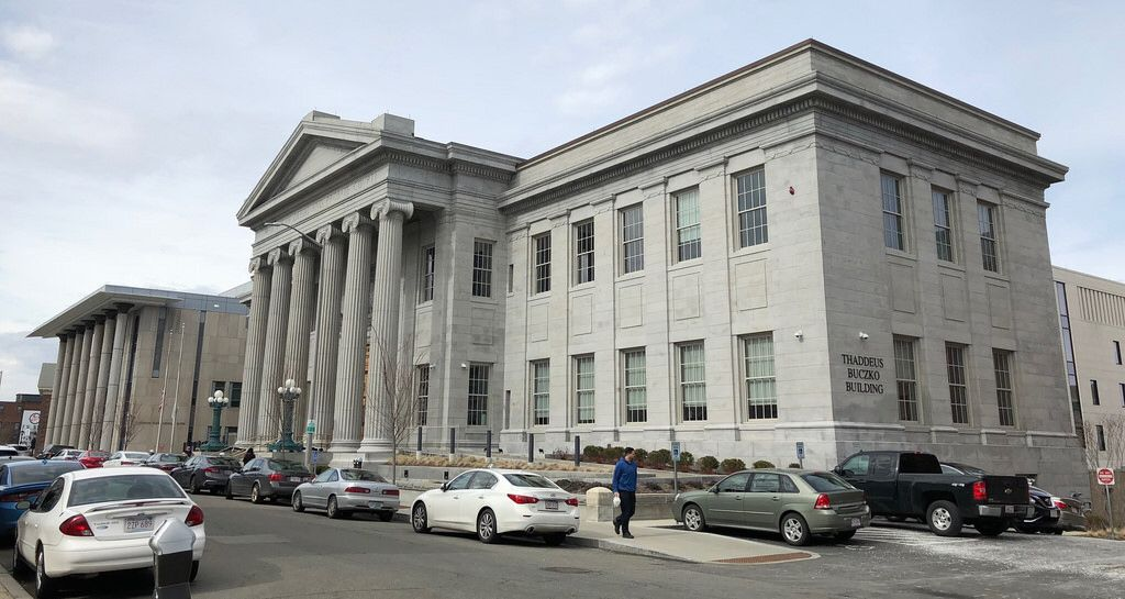 Old 1909 Essex County Courthouse In Salem Now Used By Probate Court And Deed Registry Paul Chandler February 2018 Essex County Middlesex County Courthouse