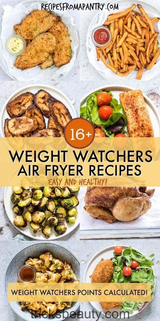 Are you looking for healthy air fryer recipes that are delicious and quick and easy to prepare images