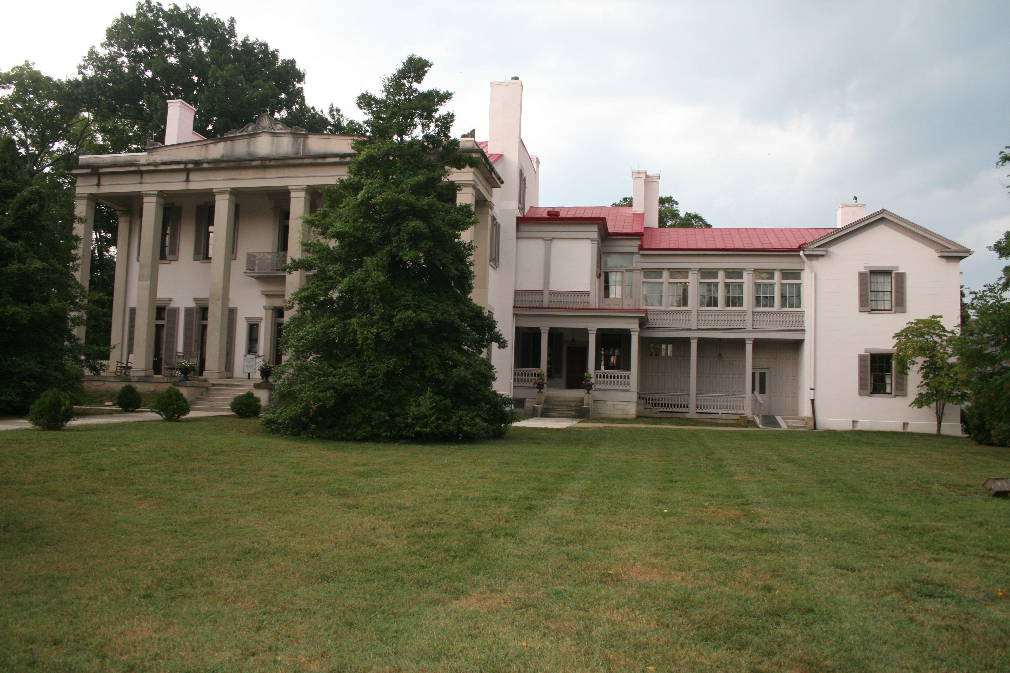 Belle Meade Mansion Nashville, TN Mansions