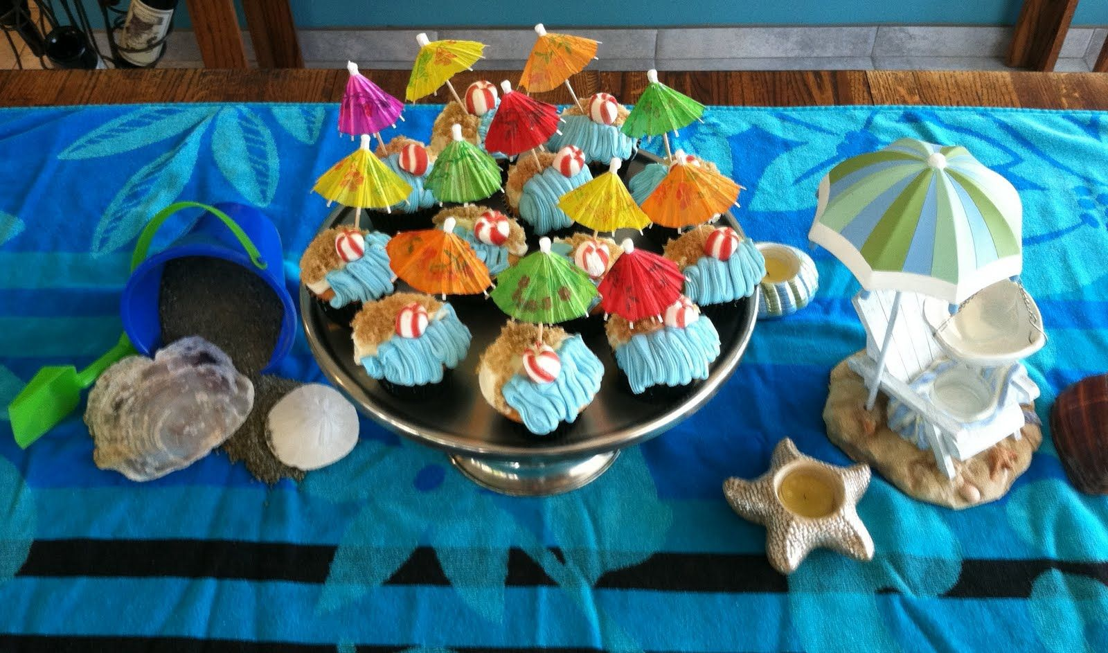 Beach Party With Images Beach Birthday Party Beach Themed