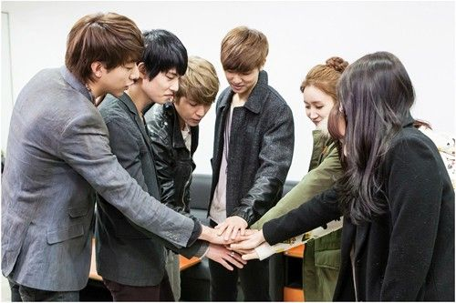 '위탄3' TOP12, 아이돌 밴드 '씨엔블루' 깜짝 만남!