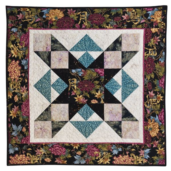 Wish Upon a Star - Eleanor Burns Signature Quilt Pattern | Quilt ... : patchwork quilt books for beginners - Adamdwight.com