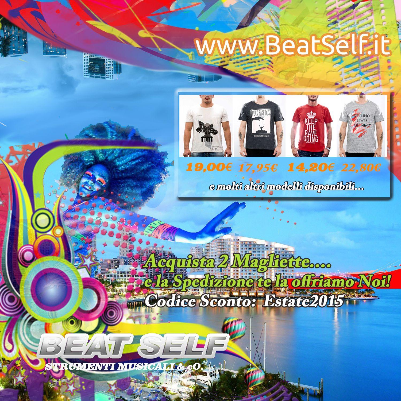 Beat Self non solo Strumenti Musicali... Vieni a trovarci nel nostro negozio on-line www.beatself.it