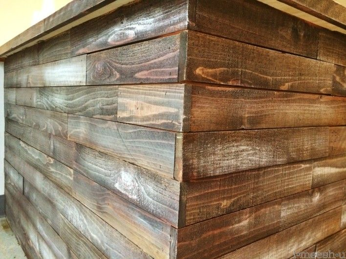 Weathered Wood, Rustic Furniture Stain