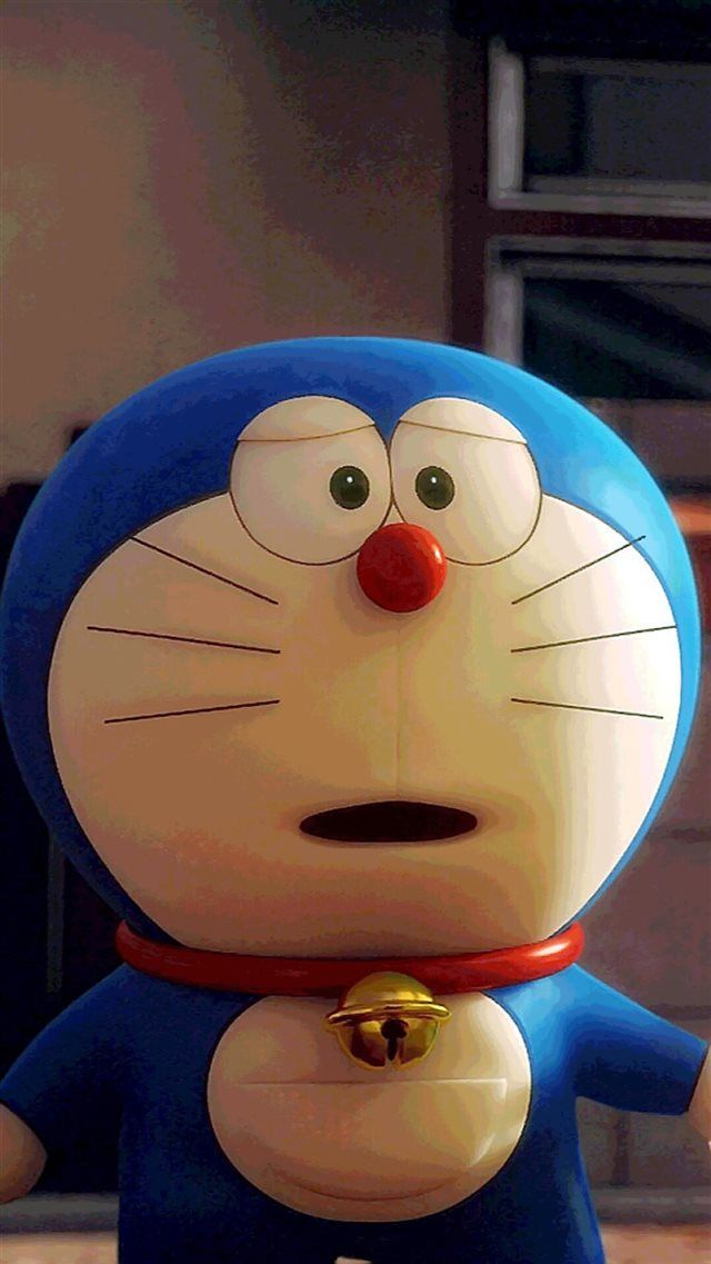 Cute Doraemon Cartoon iPhone 8 Wallpapers