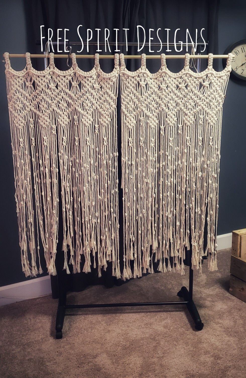 Created These Twin Curtain Panels So Pretty In All Lighting