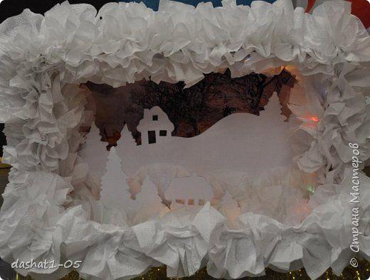 Поделки электрические Новый год Вырезание Моделирование конструирование Поделка в садик Бумага фото 2