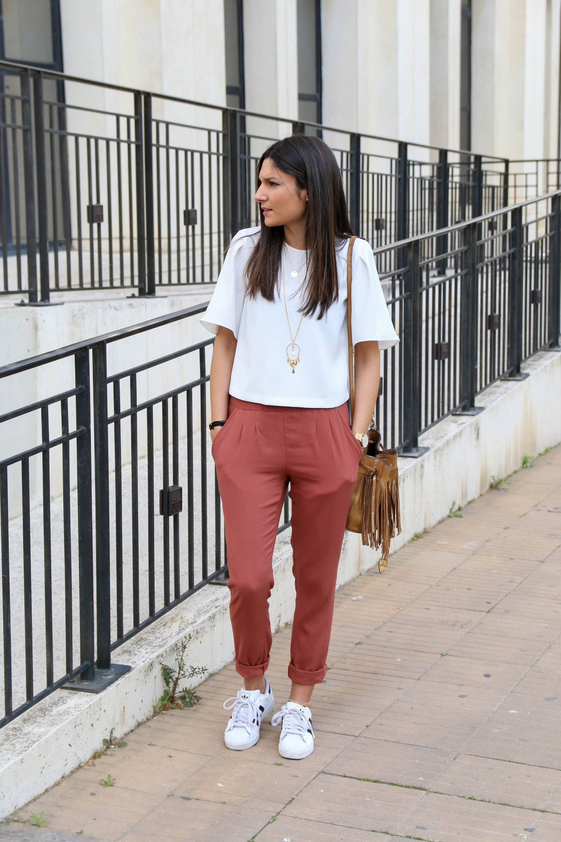 Blog mode tenue chic decontract e s t y l e pinterest tenues chics casual et tenues - Tenue chic et decontractee ...
