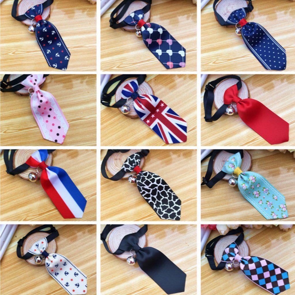 Apparel MultiPrint Necktie Groom ties, Dogs