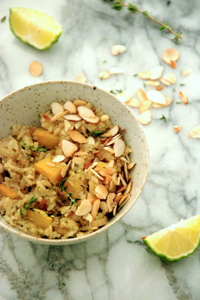 Thai green curried squash coconut rice v e g e t a r i a n meals forumfinder Gallery