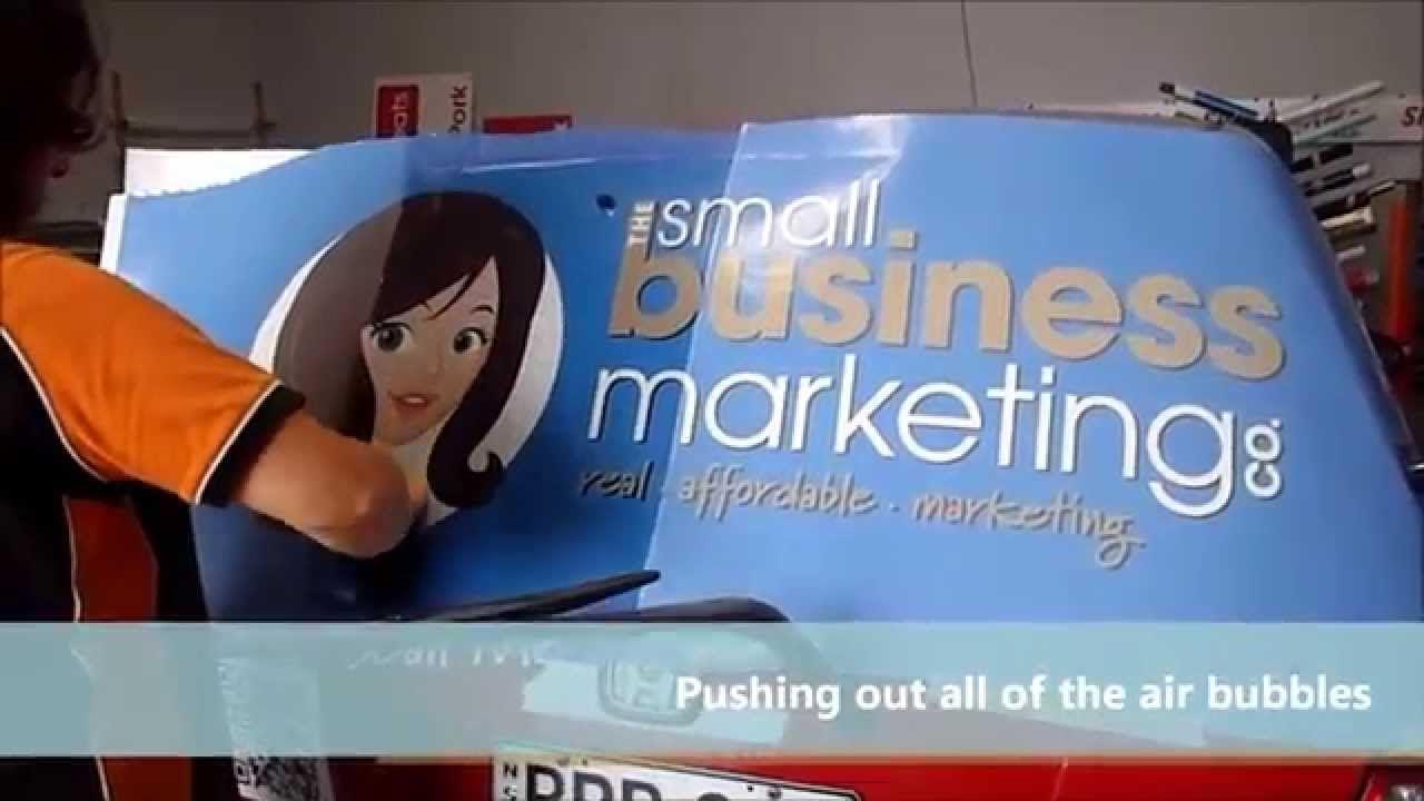 Car Wrap Vehicle Wrap Vinyl Advertising Signage One Way Vision