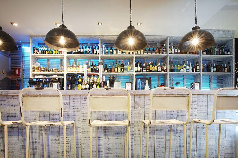 Barras de bar estilo vintage buscar con google - Estilo vintage decoracion ...
