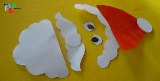 Tutorial da scaricare per creare Babbo Natale