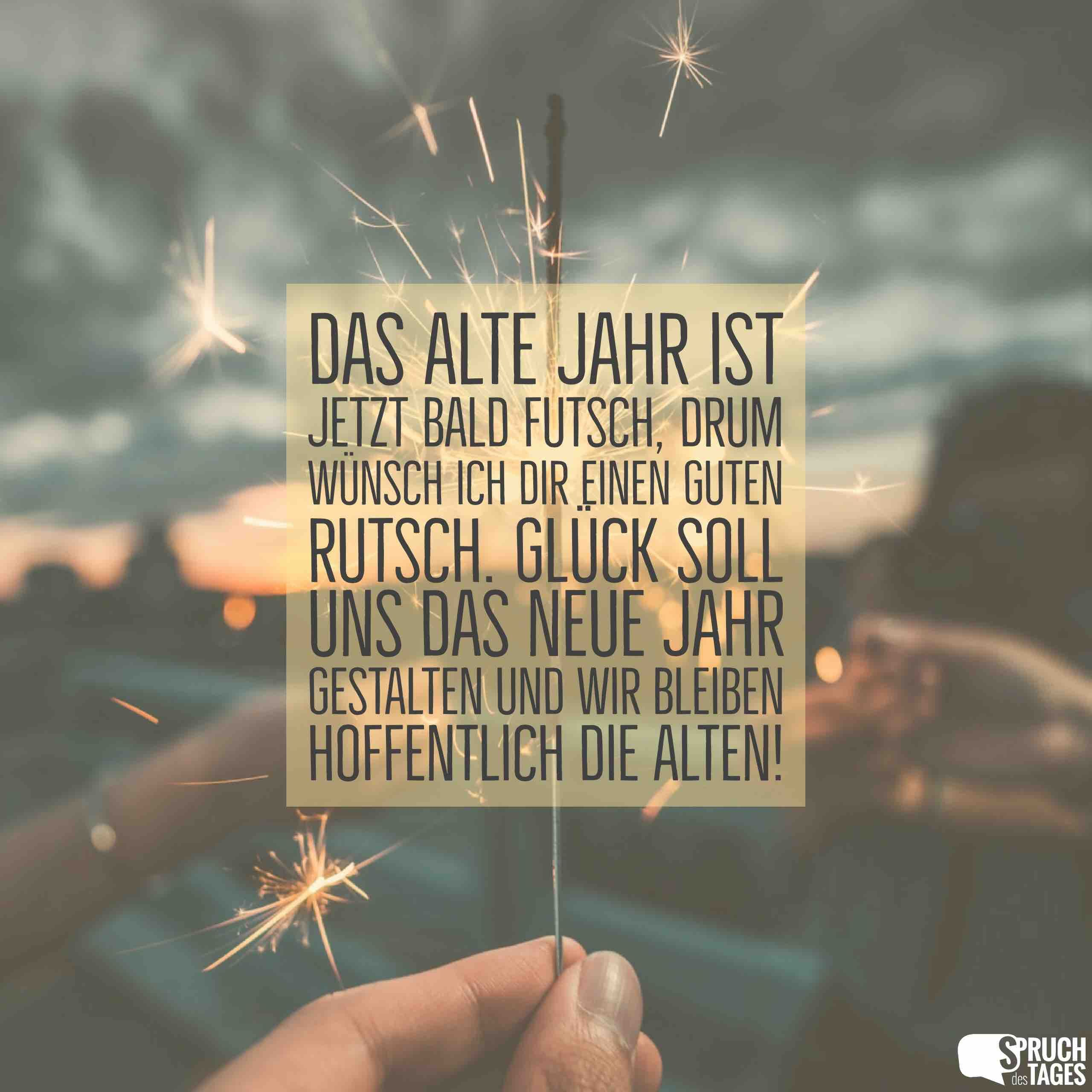 Gute Wünsche Fürs Neue Jahr