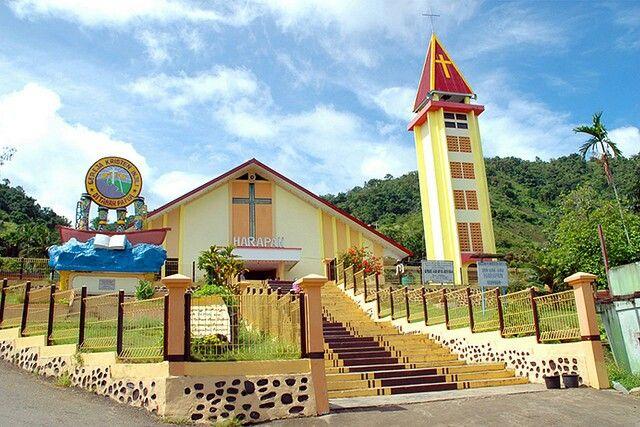 Gereja Papua