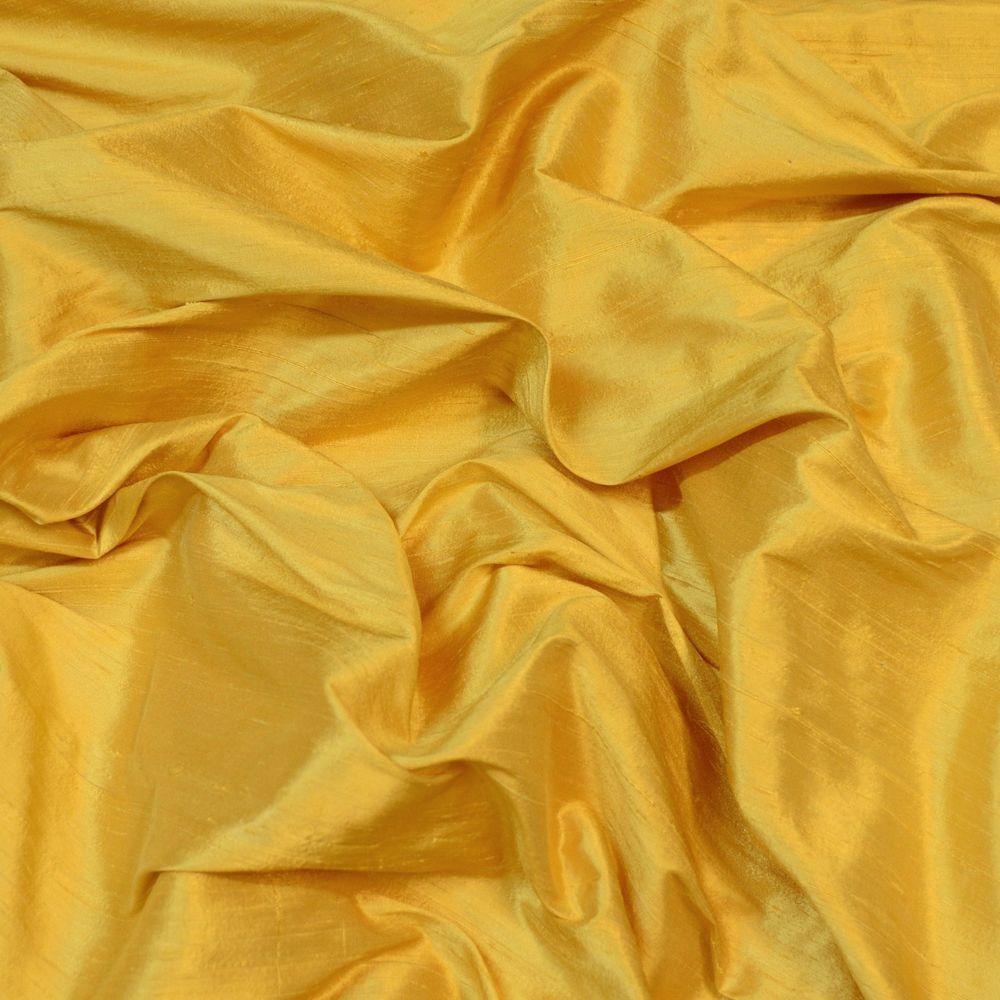 "Tan Dupioni Silk by the Yard 54/"" Width"