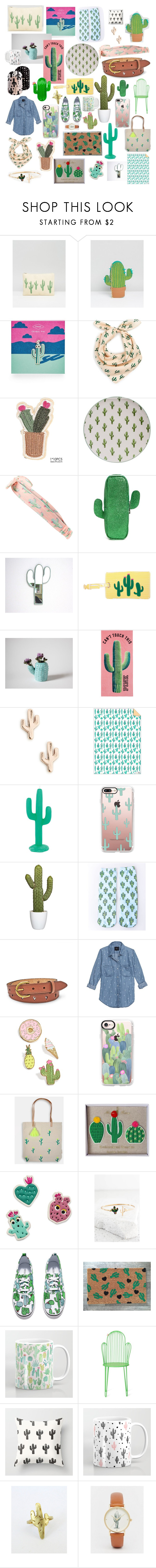"""Lookin' Sharp"" by heathersjams on Polyvore featuring South Beach, ASOS, FOSSIL, Sole Society, Bloomingville, Accessorize, Forever 21, Lolo, Mini Mi and Sunnylife"