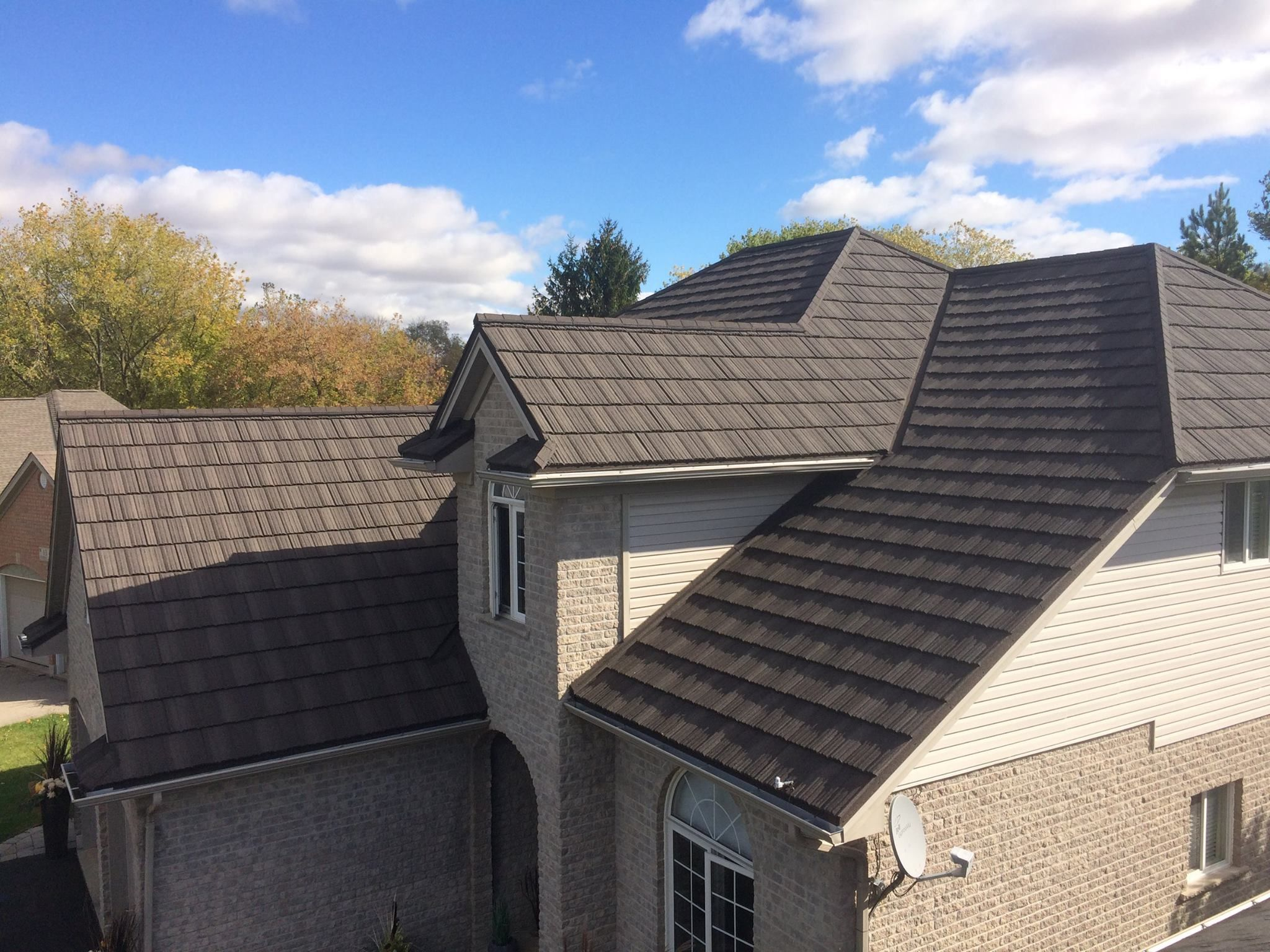 Exceptional Allmet Roofing Products