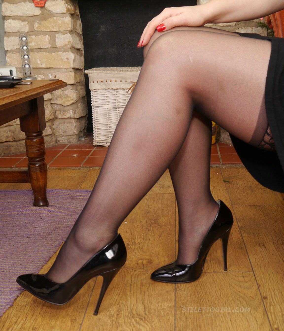 My Heels Are Waiting For Worship - What Are You Waiting -4920