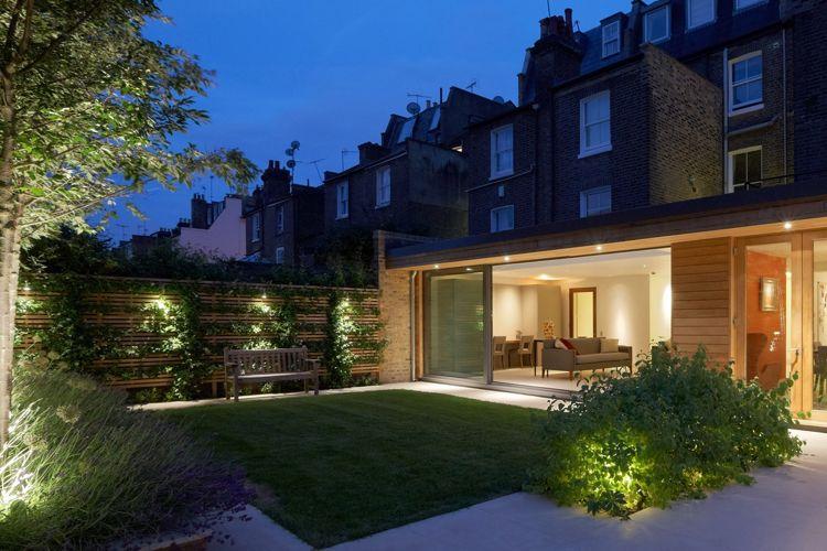 Es Werde Licht Im Garten U2013 5 Tolle Ideen Für Die Gartenbeleuchtung #garten  #gartenbeleuchtung #ideen #licht #tolle #werde