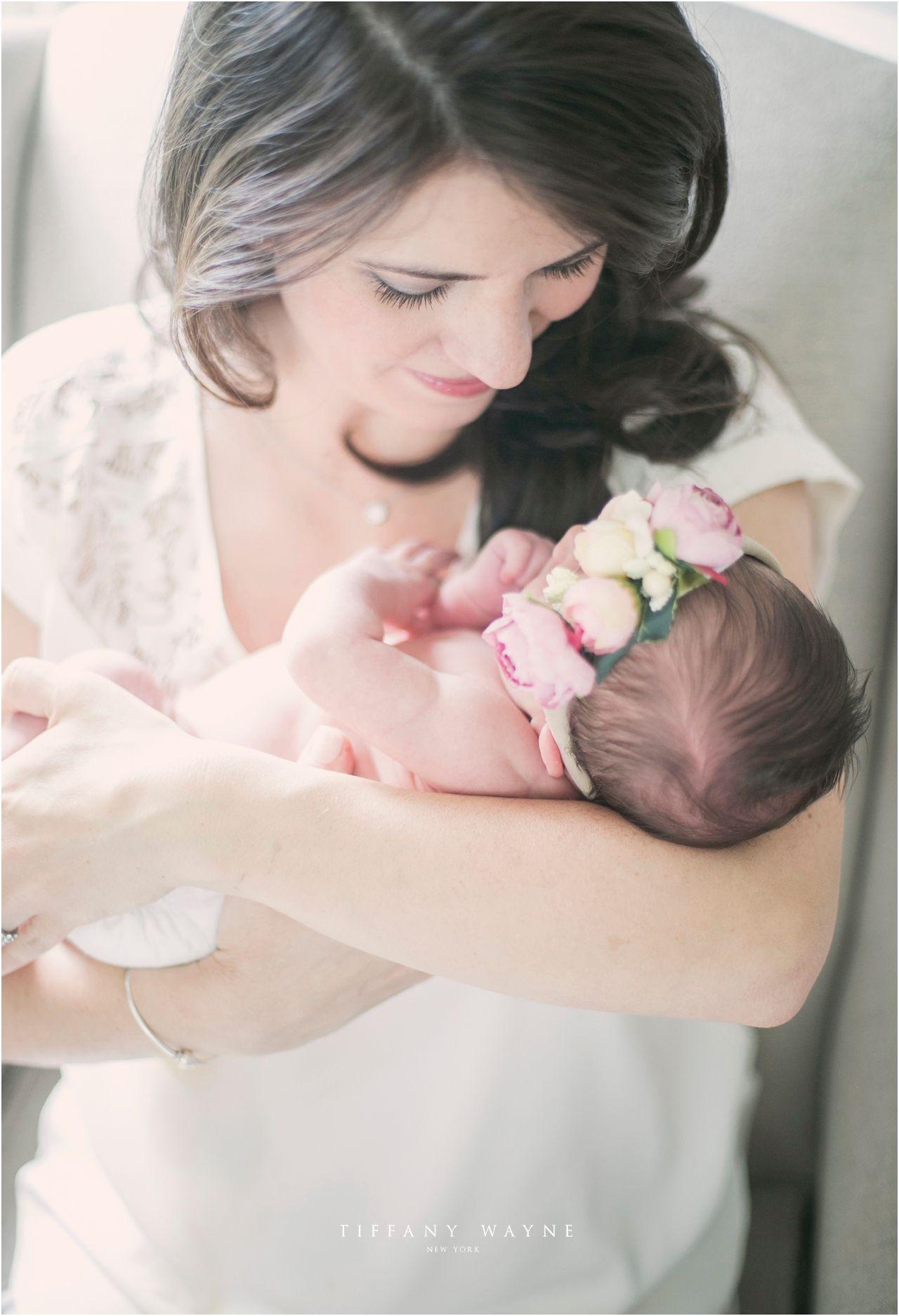 Holding A Newborn Baby