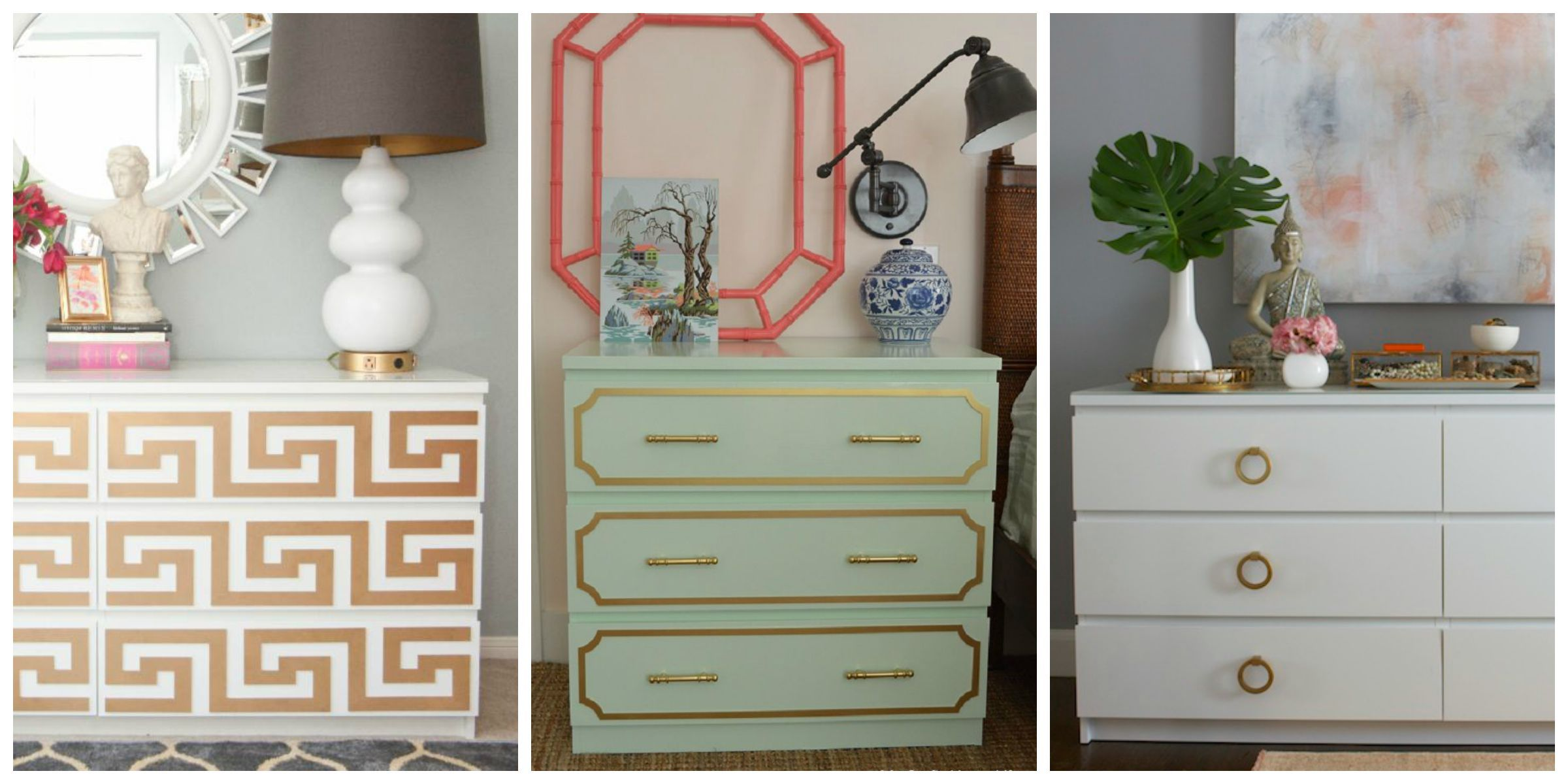 12 Makeovers For The Ikea Dresser Everyone Owns Meubles Ikea Comment Repeindre Un Meuble Ikea Repeindre Meuble Ikea