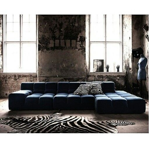 Zebra Rug Interior Design: Masculine Interiors, Warehouse Conversions. Minus The